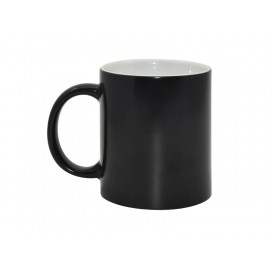 11oz Color Changing Mug (Black, Semi-Glossy) (48/case)