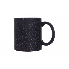 11oz Color Changing Mug(StarSky Black,matt) (36/case)