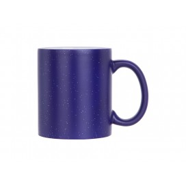 11oz Color Changing Mug (StarSky Blue,matt) (36/case)