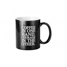 11oz Engraving Color Changing Mug(Coffee Motto) (48/case)