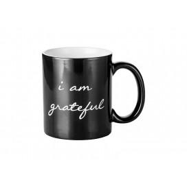 11oz Engraving Color Changing Mug(Grateful Motto) (48/case)