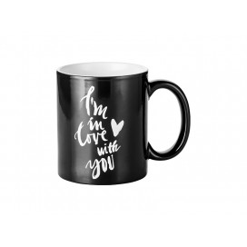 11oz Engraving Color Changing Mug(Love) (10/pack)