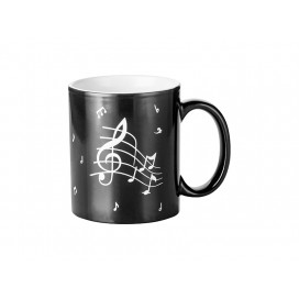 11oz Engraving Color Changing Mug(Music) (10/pack)