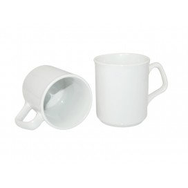 9oz Blank Coated Mug With Special Handle  (36/case)