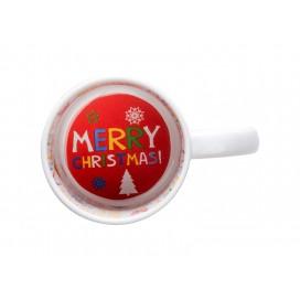 11oz Motto Mug(Merry Christmas, English)(36/pack)