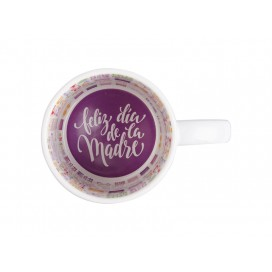 11oz Motto Mug(HAPPY MOTHER'S DAY, Spanish)(36/pack)