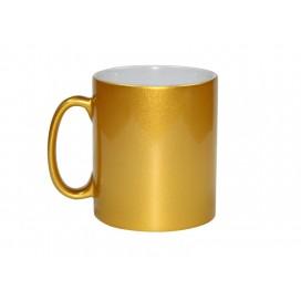 10oz Gold Mug (36/case)