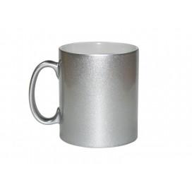 10oz Silver Mug (36/case)