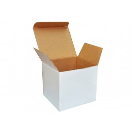 White Paper Box for 11oz Mugs (250/case)