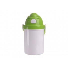400ml Sublimation Kid Bottle (Green) (48/pack)