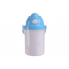 400ml Sublimation Kid Bottle (Blue) (48/pack)