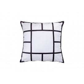 """Sublimation 13 Panel Plush Pillow Cover (40*40cm/15.75""""x15.75"""")"""