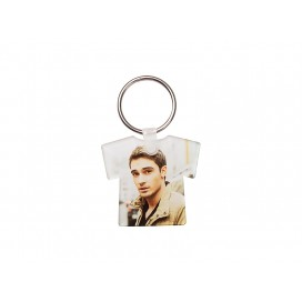 Acrylic Keyring(Clothes,5*4.5*0.4cm) (10/pack)