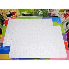 300 Pieces Blank Sublimation A3 Puzzle(10/pack)