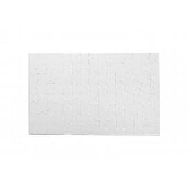 120 Pieces Blank Sublimation A4 Puzzle(10/pack)