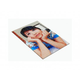 80 Pieces Blank Sublimation A5 Puzzle(10/pack)