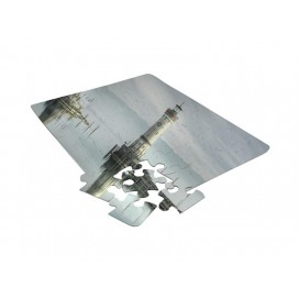 Magnetic Sublimation Puzzle A5(10/pack)