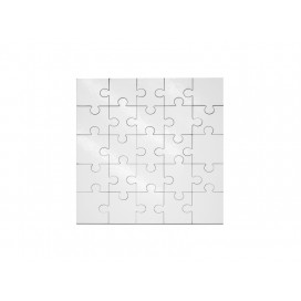 Square Shape MDF Puzzle(10/pack)