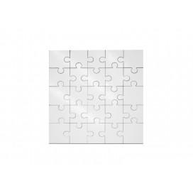 25 Pieces Square Shape MDF Sublimation Puzzle(10/pack)