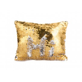Sequin Makeup Bag / Pencil Case(Gold/Silver) (10/pack)
