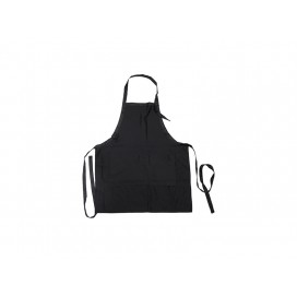 Black Adult Apron (10/pack)