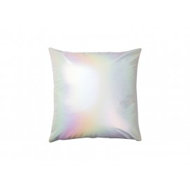 Gradient Pillow Cover (White, 40*40cm)(10/pack)