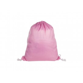 Glitter Drawstring Backpack (Pink) (10/pack)
