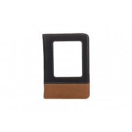 Leatherette Passport Holder w/ Insert (10.2*14.6*1.3cm) (10/pack)