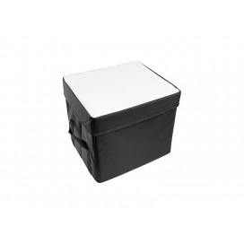 Multifunction Storage Box(Black) (11'' x 12.6'' x H11'') (10/pack)