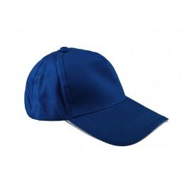 Cotton Cap(Sapphire Blue) (10/pack)