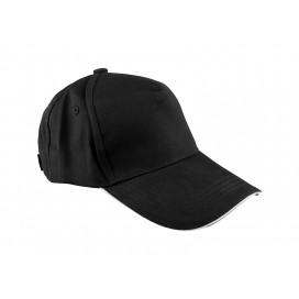 Cotton Cap(Black) (10/pack)