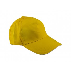 Cotton Cap(Yellow) (10/pack)