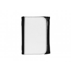 Leatherette Wallet - Small(13.7*10.7cm)(10/pack)