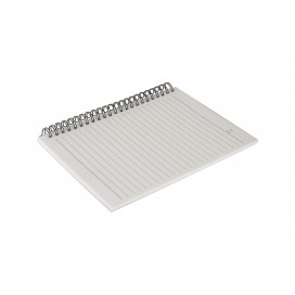 A6 Wiro Fabric Notebook Paper (10/pack)