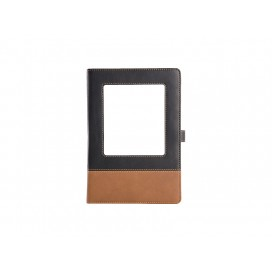 Leatherette Notebook w/ Insert (15.5*22cm) (10/pack)