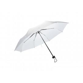 Three Folding Umbrella(White Cloth) (10/pack)