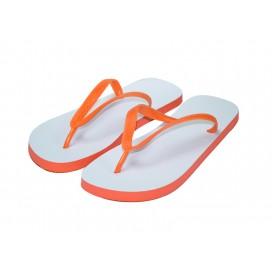 Colored Adult Sublimation Flip Flops (L)(10/pack)