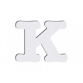 Sublimation HB Letters - K(36/pack)