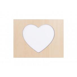 Plywood Heart Frame(25*19cm) (10pcs/ctn)