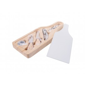 Wine and Cheese 6 pieces set (1/Pack)