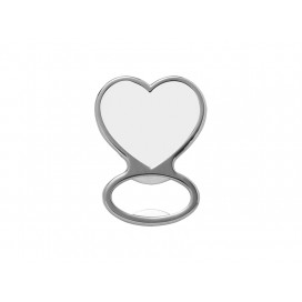 Heart Shape Bottle Opener (5*6.5cm)(10/pack)